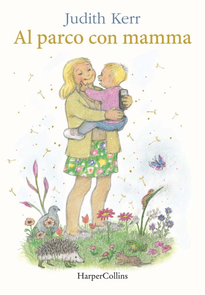 Book Cover: Al Parco con la Mamma di Judith Kerr - SEGNALAZIONE