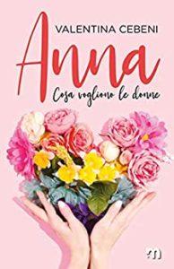 Book Cover: Anna di Valentina Cebeni - RECENSIONE
