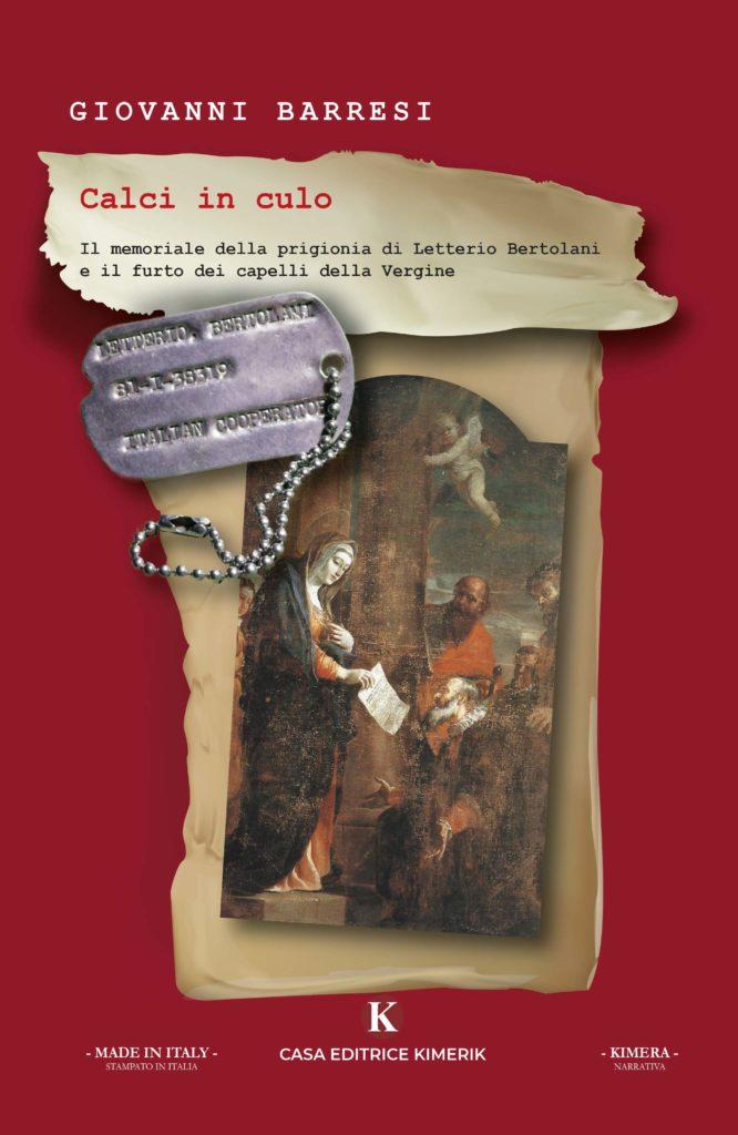 Book Cover: Calci in Culo di Giovanni Barresi - SEGNALAZIONE