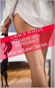 Book Cover: Passion and Supremacy di Grace White - RECENSIONE