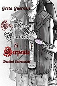 Book Cover: Destini Intrecciati di Greta Guerrieri - COVER REVEAL