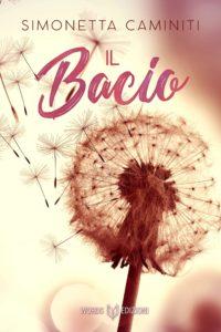 Book Cover: Il Bacio di Simonetta Caminiti - SEGNALAZIONE
