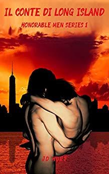 """Book Cover: Il Conte di Long Island """"Honorable Men Series"""" di D.D. Hurt - SEGNALAZIONE"""