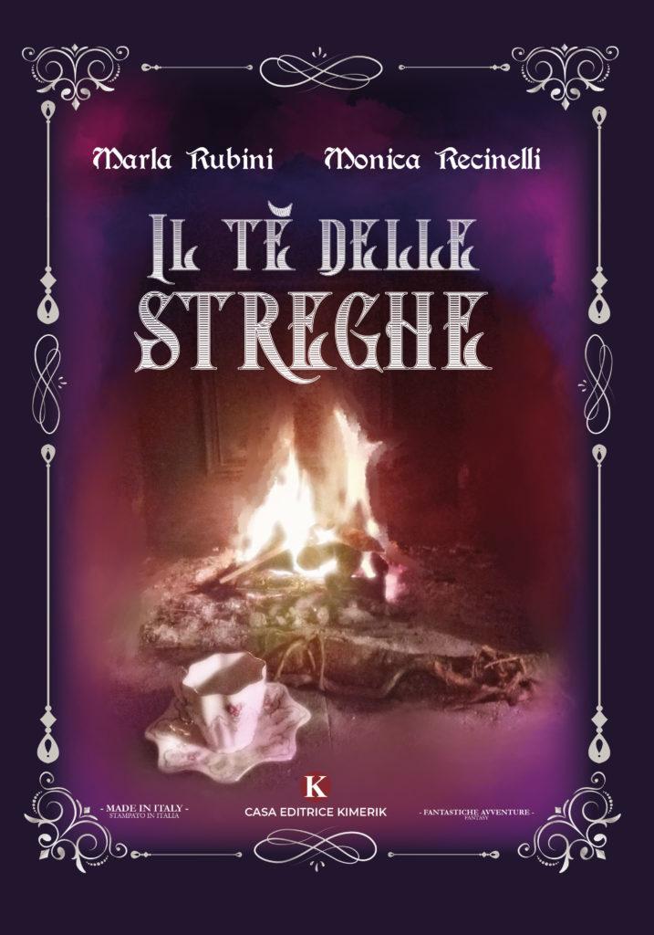 Book Cover: Il Tè Delle Streghe di Marla Rubini - SEGNALAZIONE
