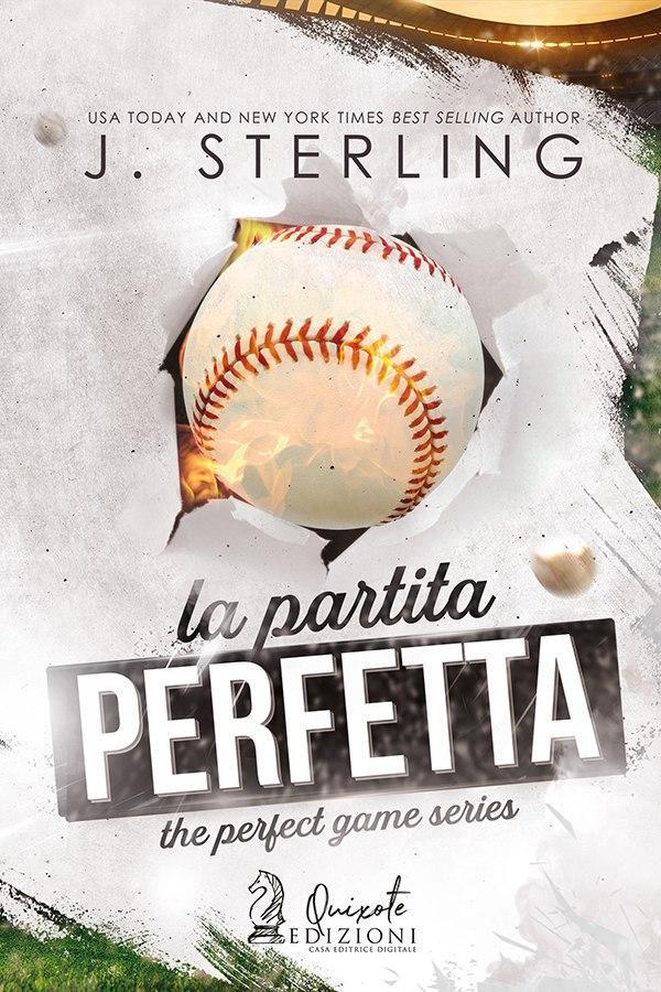 Book Cover: La Partita Perfetta di J.Sterling - SEGNALAZIONE