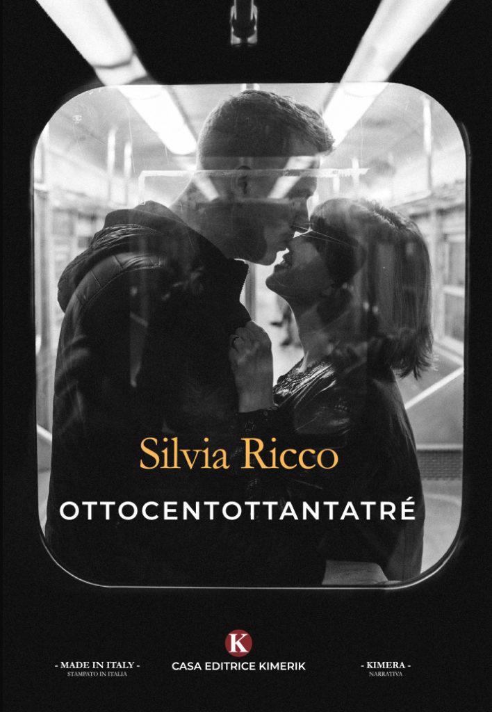 Book Cover: Ottocentottantatré di Silvia Ricco - SEGNALAZIONE