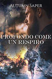 Book Cover: Profondo come un respiro di Autumn Saper - SEGNALAZIONE