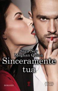 Book Cover: Sinceramente Tua di Sara Ney, Meghan Quinn - ANTEPRIMA