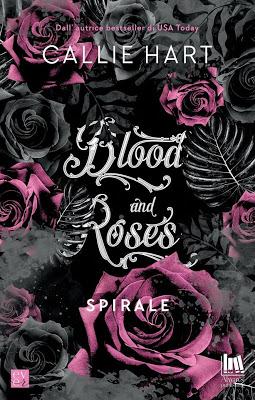 Book Cover: Spirale di Callie Hart - SEGNALAZIONE