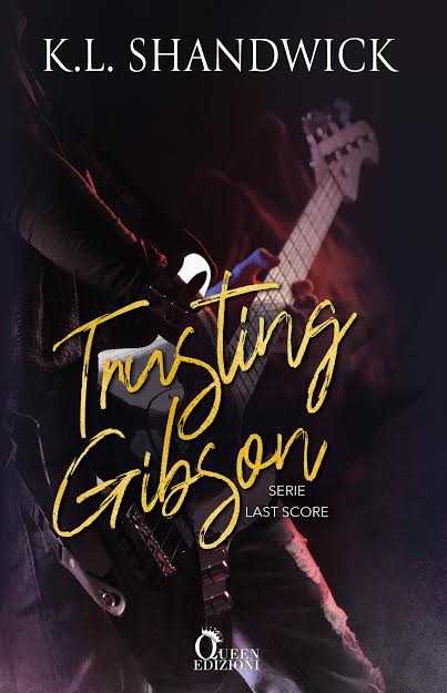 Book Cover: Trusting Gibson di K. L. Shandwick - COVER REVEAL