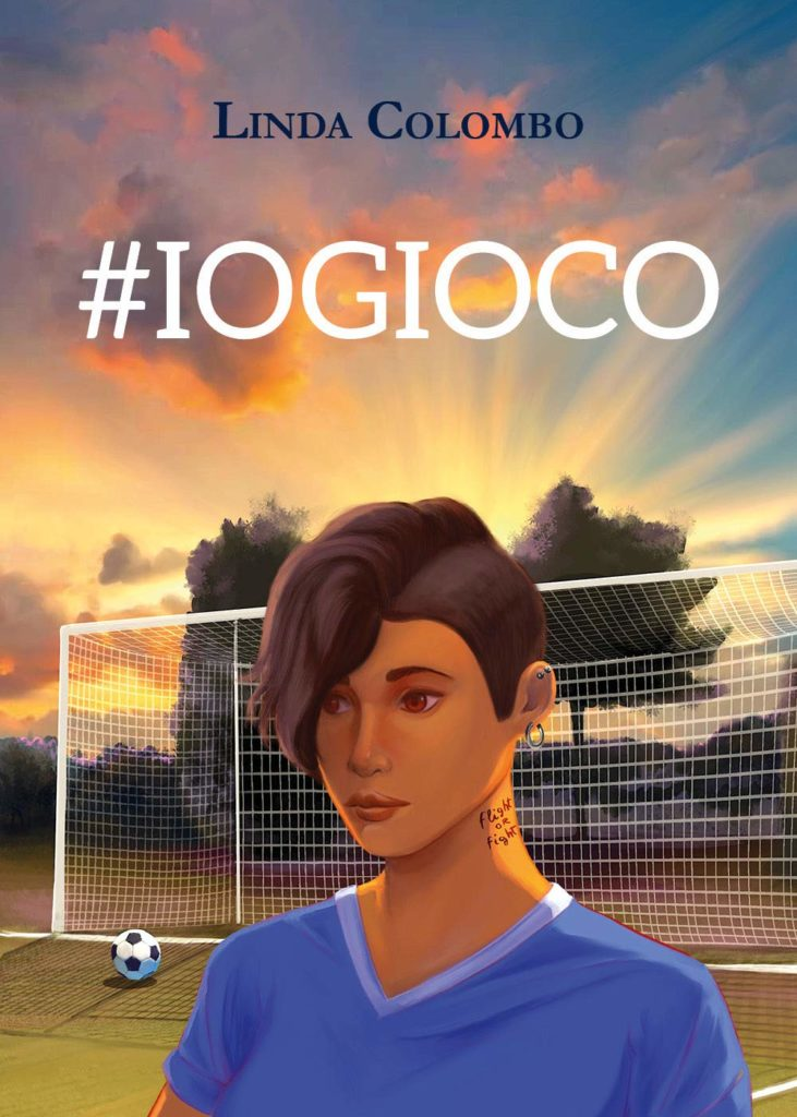 Book Cover: #iogioco di Linda Colombo - SEGNALAZIONE