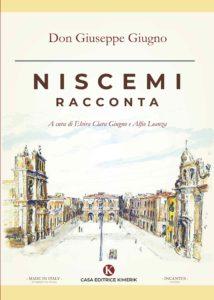 Book Cover: Niscemi Racconta di Don Giuseppe Giugno - SEGALAZIONE