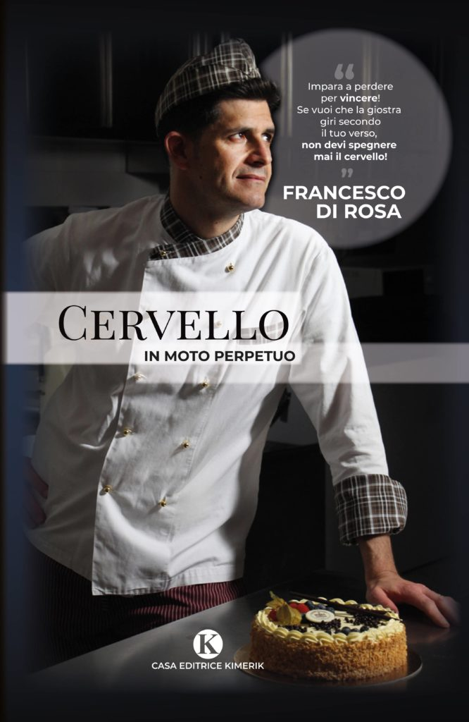Book Cover: Cervelli in Moto Perpetuo di Francesco Di Rosa