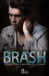 Book Cover: Brash di S.C. Daiko - COVER REVEAL