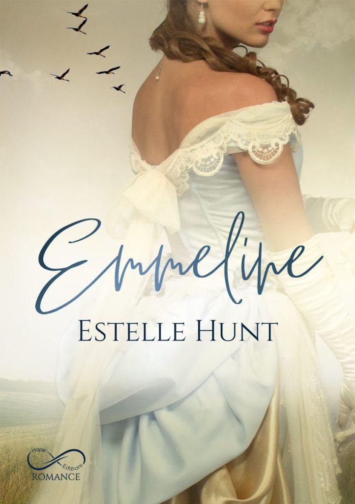 Book Cover: Emmelin di Estelle Hunt - RECENSIONE