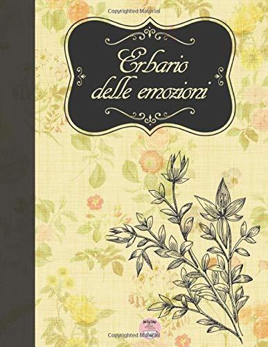 Book Cover: Erbario delle emozioni di Jane Rose Caruso - SEGNALAZIONE