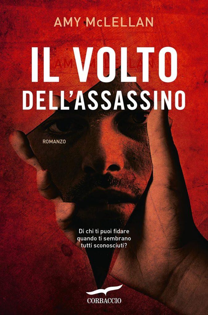 Book Cover: Il volto dell'assassino di Amy McLellan - SEGNALAZIONE