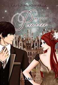Book Cover: I'm not a princess di Mag S. - SEGNALAZIONE