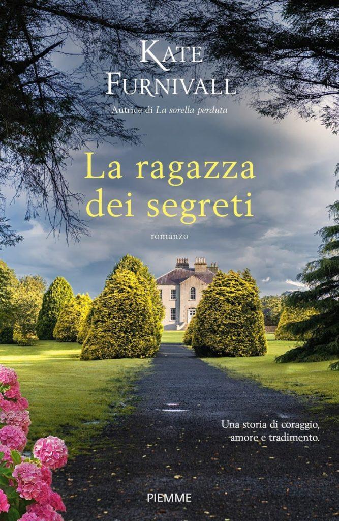 Book Cover: La Ragazza dei Segreti di Kate Furnivall - SEGNALAZIONE