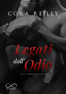 Book Cover: Legati dall'Odio di Cora Reilly - COVER REVEAL