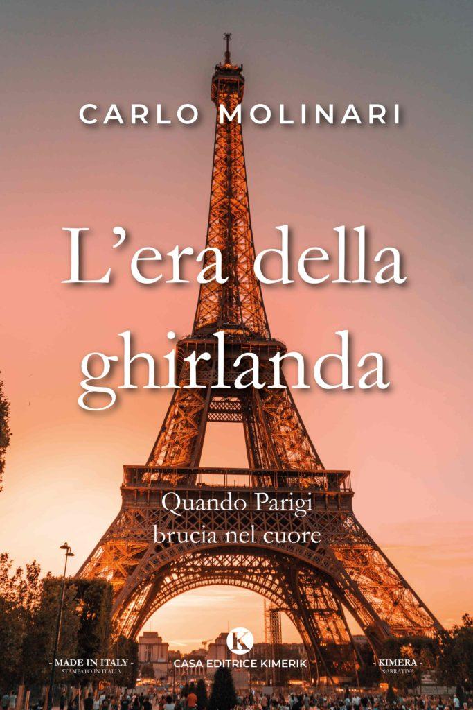 Book Cover: L'era della ghirlanda di Carlo Molinari - SEGNALAZIONE