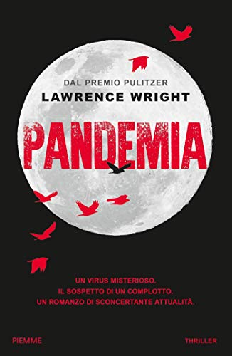 Book Cover: Pandemia di Lawrence Wright - SEGNALAZIONE
