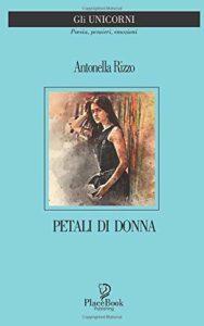 Book Cover: Petali di donna di Antonella Rizzo - SEGNALAZIONE