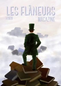 Book Cover: Les Flaneurs Magazine