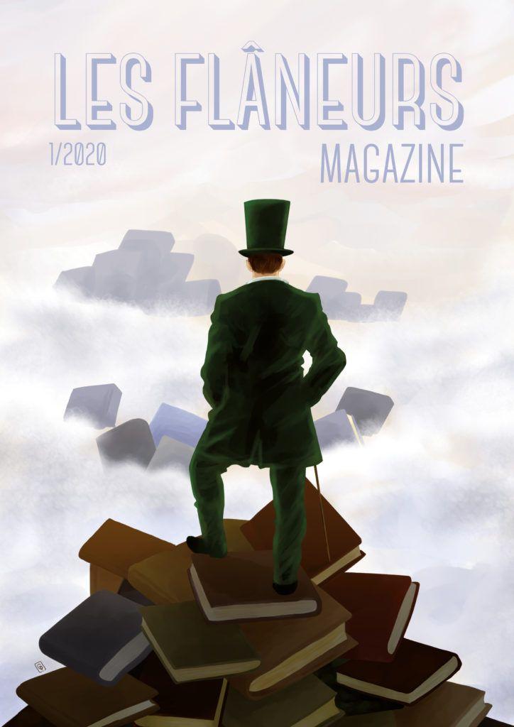 Book Cover: Les Flaneurs Magazine