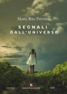 Book Cover: Segnali dall'universo di Maria Rita Privitera - SEGNALAZIONE