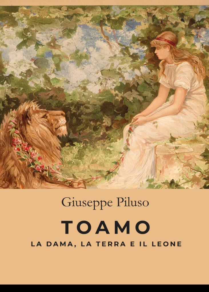 Book Cover: Toamo di Giuseppe Piluso - SEGNALAZIONE