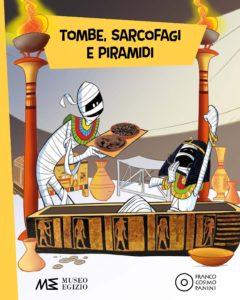 Book Cover: Tombe, sarcofagi e piramidi di Alessandro Vincenzi - RECENSIONE