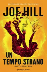 Book Cover: Un tempo strano di Joe Hill - ANTEPRIMA