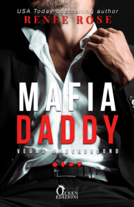 Book Cover: Mafia Daddy di Renee Rose - COVER REVEAL