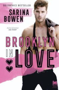 Book Cover: Brooklyn in love di Sarina Bowen - SEGNALAZIONE