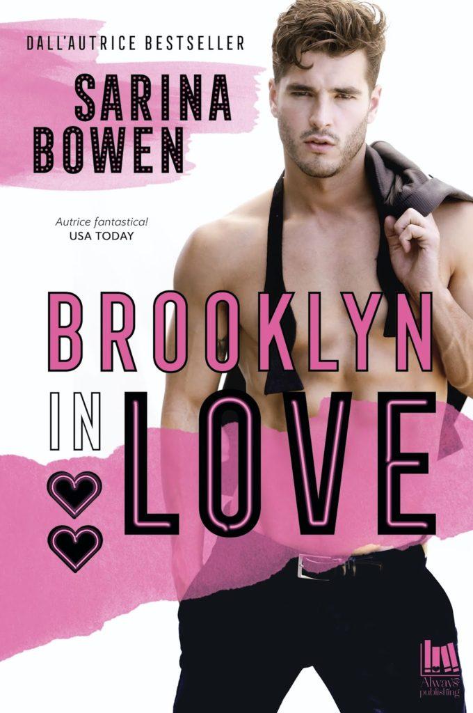 Book Cover: Brooklyn in love di Sarina Bowen - SEGNALAZIONE
