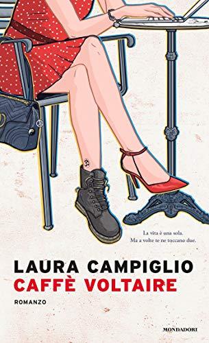 Book Cover: Caffè Voltaire di Laura Campiglio - SEGNALAZIONE