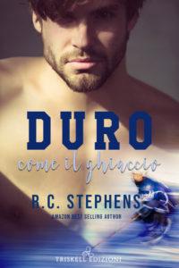 Book Cover: Duro come il ghiaccio di R.C. Stephens - SEGNALAZIONE
