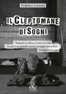Book Cover: Il cleptomane di sogni di Federico Lorenzi - RECENSIONE