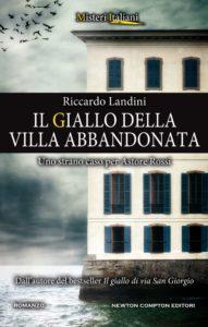 Book Cover: Il giallo della villa abbandonata di Riccardo Landini - SEGNALAZIONE