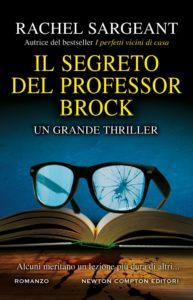 Book Cover: Il segreto del professor Brock di Rachel Sargeant - SEGNALAZIONE