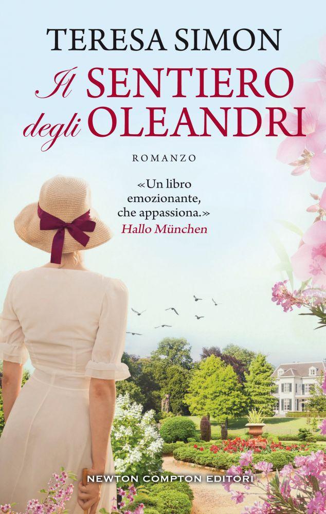 Book Cover: Il sentiero degli oleandri di Teresa Simon - SEGNALAZIONE