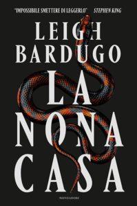 Book Cover: La nona casa di Leigh Bardugo - SEGNALAZIONE
