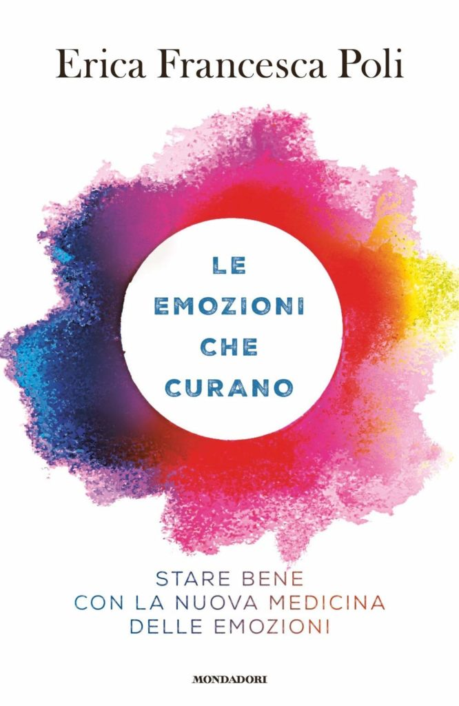 Book Cover: Le emozioni che curano di Erica Francesca Poli - RECENSIONE