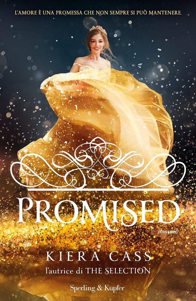 Book Cover: Promised di Kiera Kass - SEGNALAZIONE