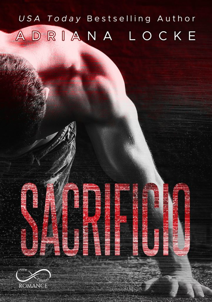 Book Cover: Sacrificio di Adriana Locke - COVER REVEAL