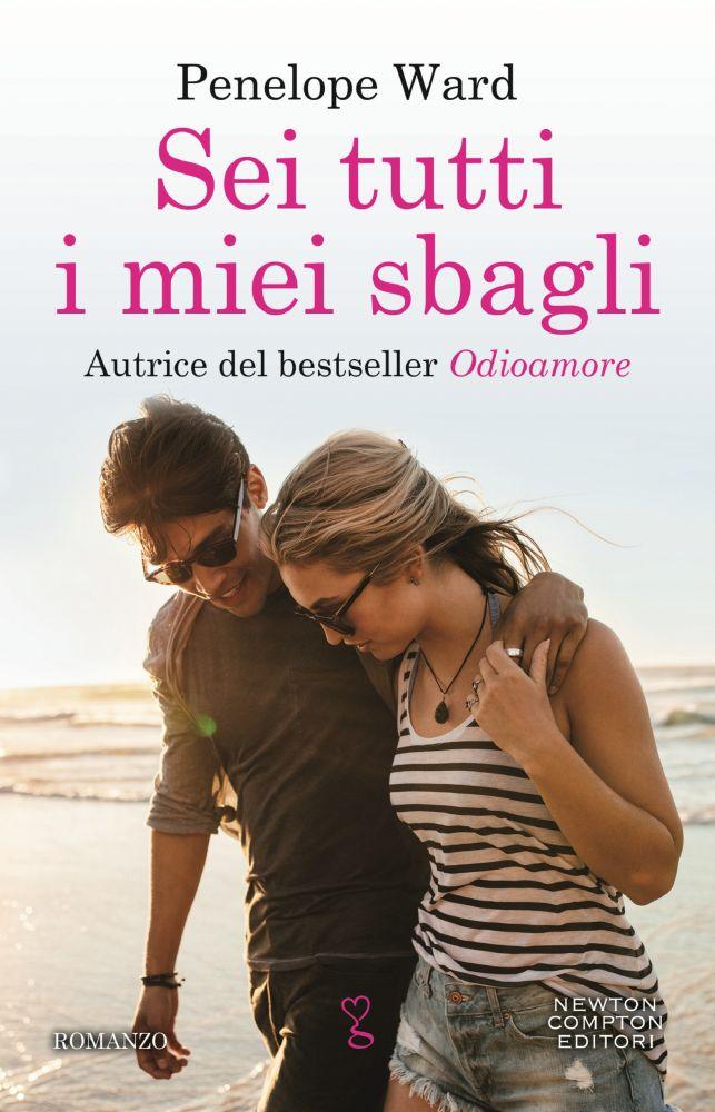 Book Cover: Sei tutti i miei sbagli di Penelope Ward - SEGNALAZIONE