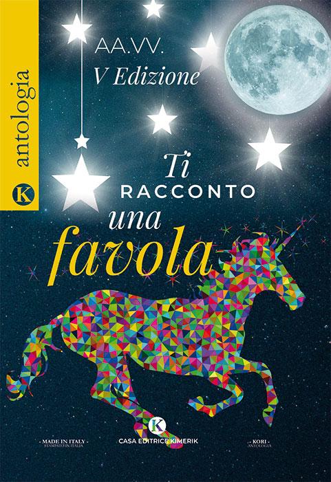Book Cover: Ti racconto una favola di AA.VV. - SEGNALAZIONE