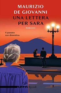 Book Cover: Una lettera per Sara di Maurizio De Giovanni - SEGNALAZIONE
