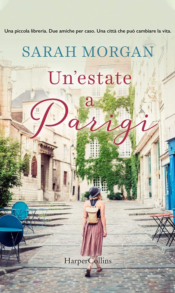 Book Cover: Un'estate a Parigi di Sarah Morgan - SEGNALAZIONE